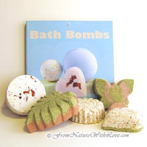 Bath Bomb Kit: All Natural