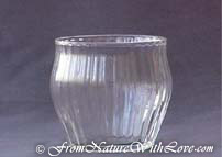 Flared Votive Jar (Clearance)