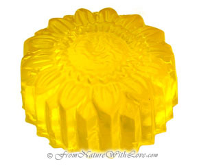 Yellow Glycerin Melt and Pour Soap Base