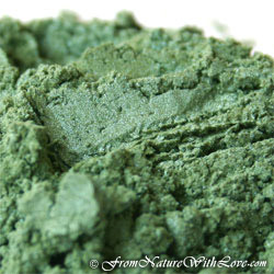 Blue Green Glimmer Mica Powder