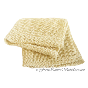 Ramie Washcloth