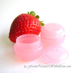 Pink Mini Lip Balm Pot