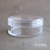 15 ml Polystryrene Sifter Jars with Caps