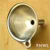 2 Inch Stainless Steel Funnel