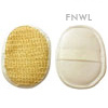 Oval Ramie Wash Pad