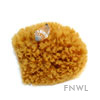 Natural Grass Sea Sponge, 4 inch