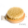 Round Bath Brush With Hand Loop (Without Liner)