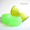 Green Mini Lip Balm Pot