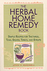 Herbal Home Remedy Book by Joyce A. Wardwell