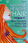 Naturally Healthy Hair Book by Mary Beth Janssen
