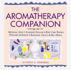 Aromatherapy Companion Book by Victoria Edwards