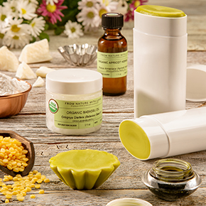 Chamomile Flower Lotion Bar Kit