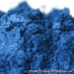 Cobalt Mica Powder