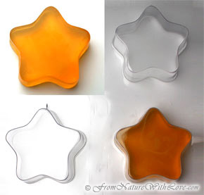 Star Soap Mold Tray (Clearance)