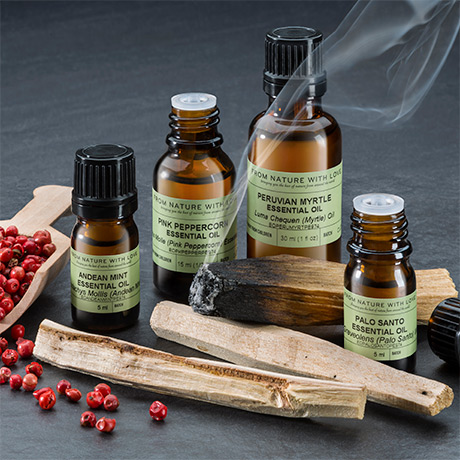 Peruvian Essential Oils Now Available