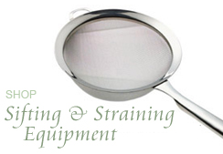 Shop Sifting & Straining Equipment