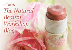 Visit Our Blog: The Natural Beauty Workshop