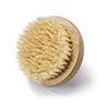 Round Bamboo Bath Brush
