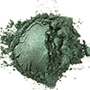 Island Green Mica Powder